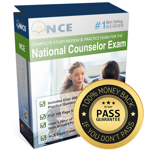 The NCE Study Review & Practice Exam